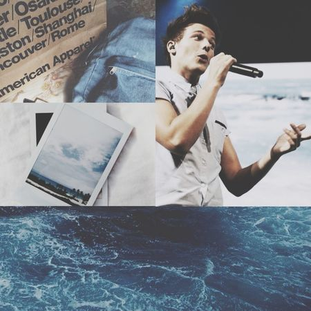 lou ♡ One Direction ♡