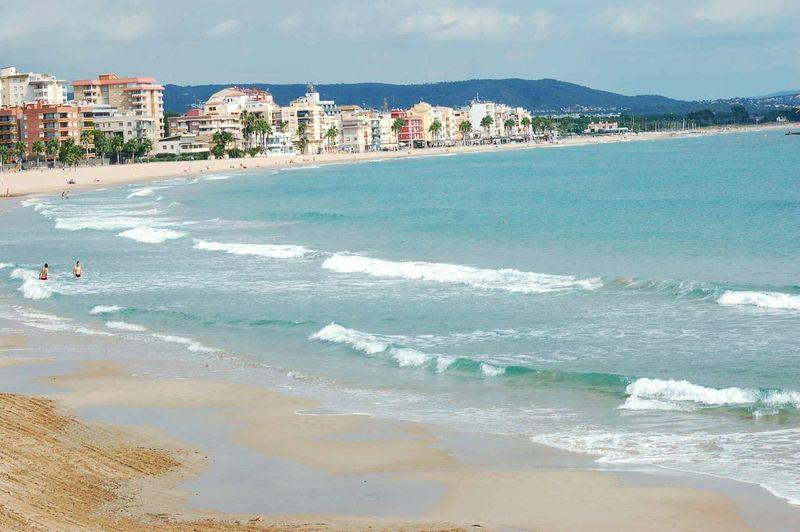 Beach Sea City