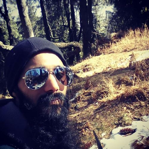 And I venture into the wild... Lovefortrek Intothewild Girigangavalley Passion Crazy Adventure