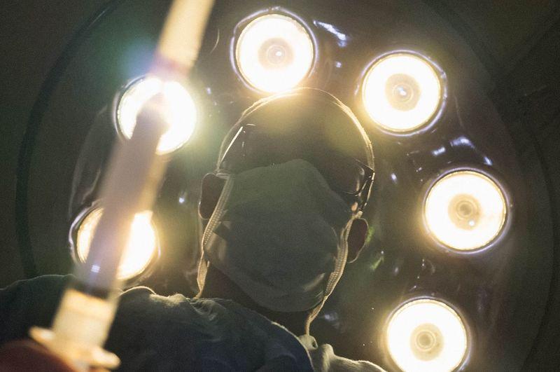 Anaesthesia Fadingaway Counttoten Operation Room