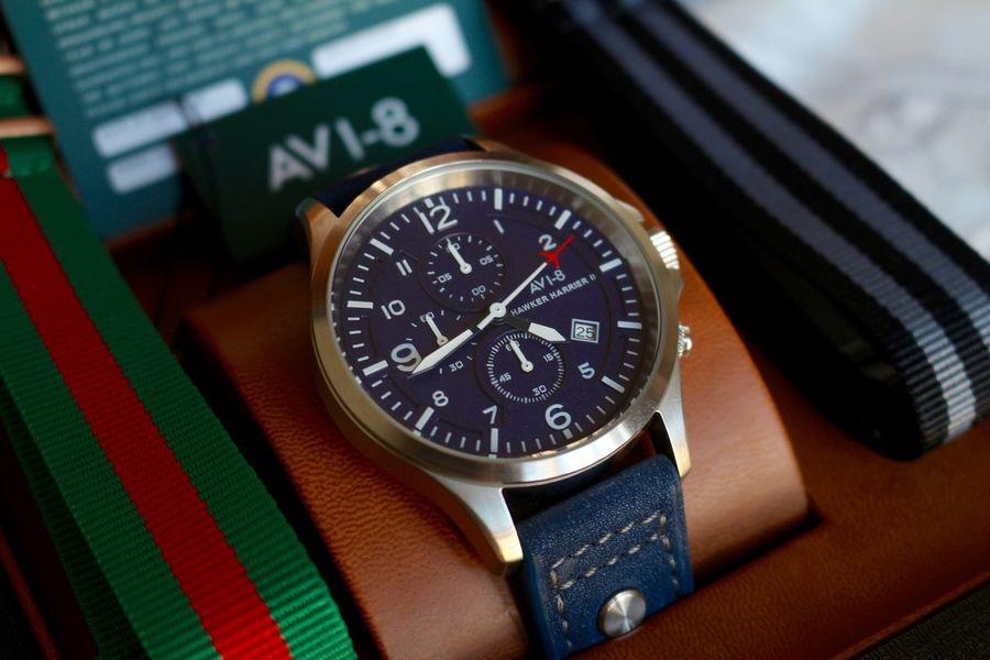 Watch AVI-8