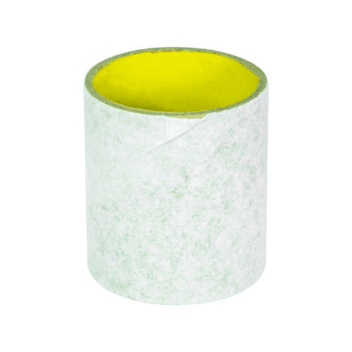 Empty adhesive tape isolated on white background. Empty of roll tape. ( Clipping path ) White Background Single Object Household Equipment Copy Space Adhesive Tape Tape Roll Tape Roll Glue Isolated Clipping Path Cut Out