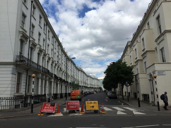 London - Road