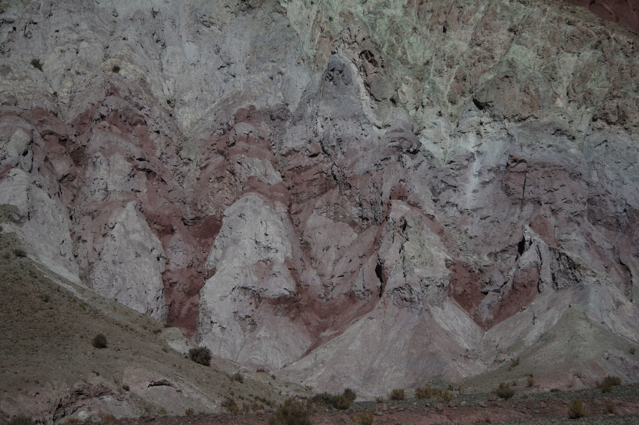 View Of Rock Face