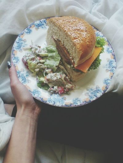 Hamburger Omomomo<3