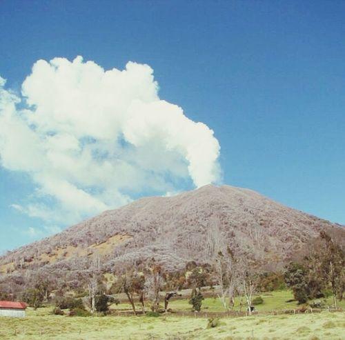Mi Pueblo <3 Volcan Turrialba