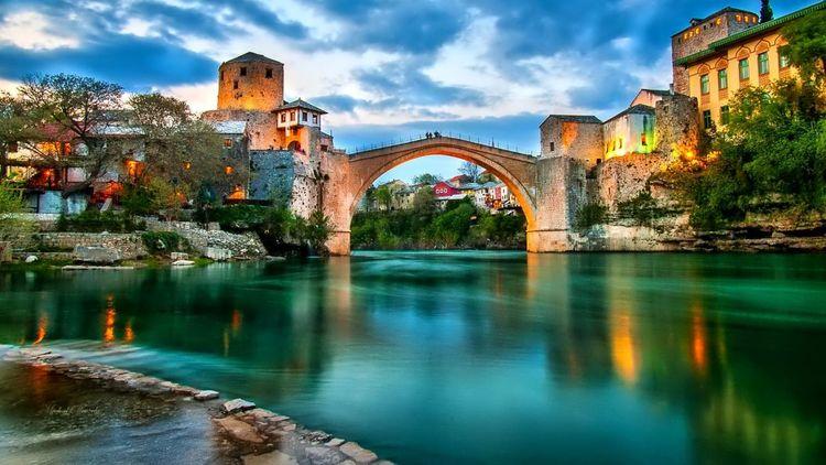 My hometown-Mostar