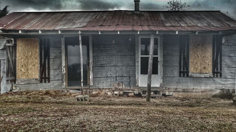 Old Dilapidated Haunted Creepy No People EyeEmNewHere EyeEm Southern Gothic