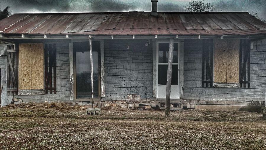 Old Dilapidated Haunted Creepy No People EyeEmNewHere EyeEm Southern Gothic