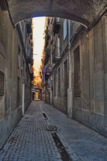 HDR Street Rome