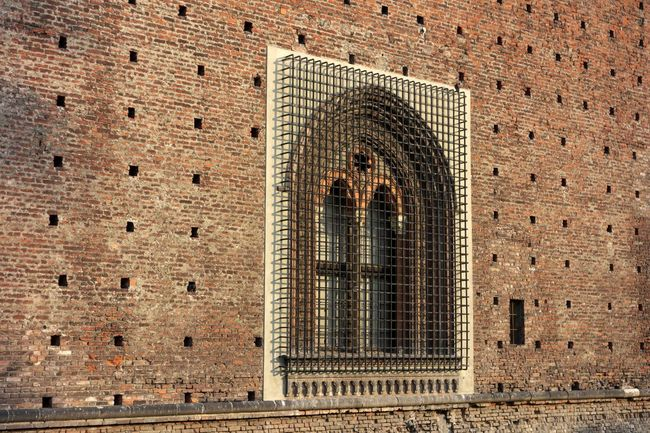 Architecture Built Structure Brick Brick Wall Building Exterior Wall Building Window Day Wall - Building Feature History Arch The Past No People Low Angle View Travel Destinations Outdoors Old City