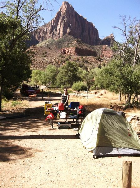 Mountain Scenics Outdoors Camping Utah Zion Zion National Park Wanderlust Adventure Vanlife Travel Tourism Theroadlesstraveled Landscape Vacation Findingyourself Mountains Nature Leisure Activity