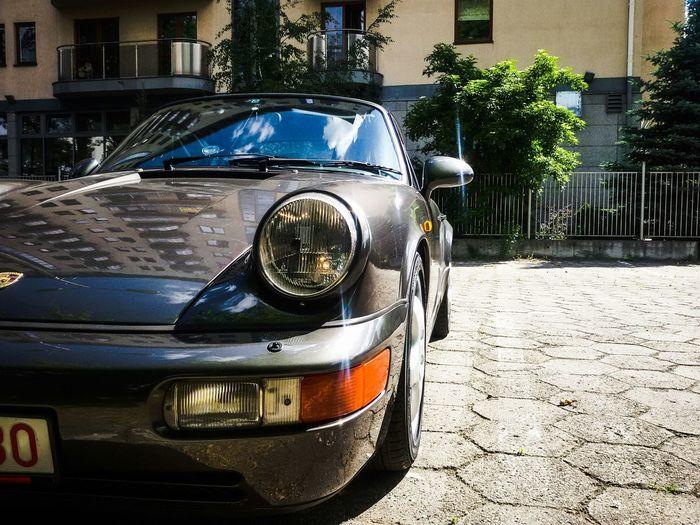 Carphotography Car Cars Porsche Carrera Porschecarrera 964 Dream Hankmoody Style