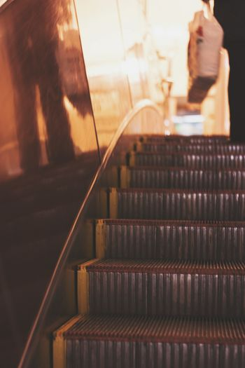 Stairs EyeEm Питер Escalator Subway Metropolitan Public Transportation Taking Photos Photography In Motion Soft Up Close Street Photography Russia, St.Petersburg EyeEmRussianTeam