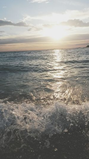 Summer Summertime Enjoying Life Croatia Primošten Sunset Sea Sun Memories 2014
