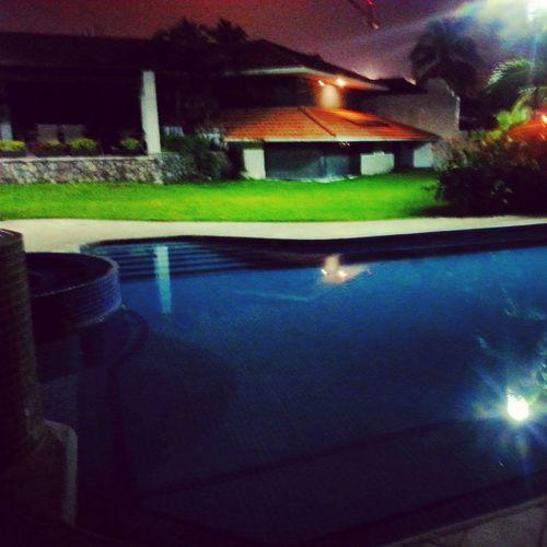 Noche Tropical Swimming Pool Alberca Boca Del Rio Veracruz