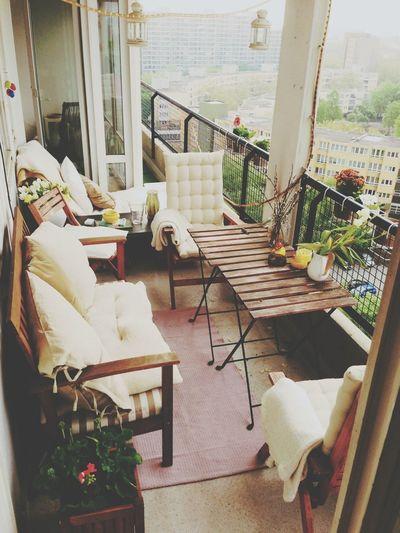 Redecorating Balcony Summer Vibes