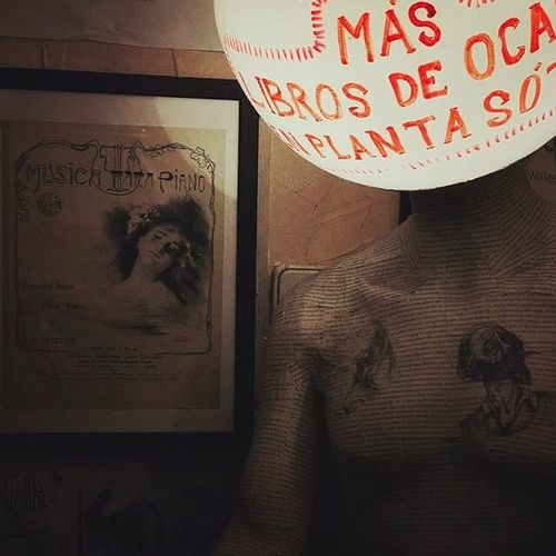 #Espacios Con Encanto #Librerias #books #Libros #Detodounpoco Text Art And Craft
