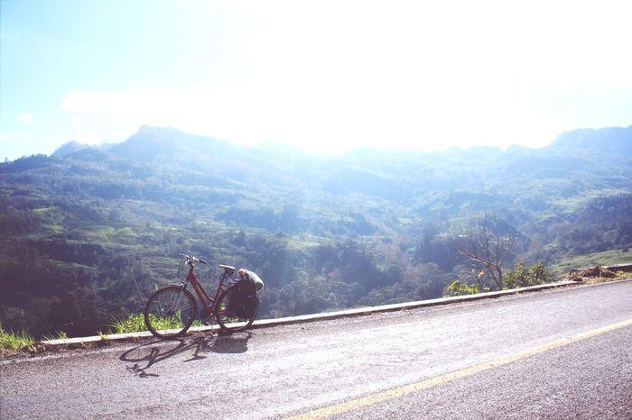 Chiapas Roadtrip Bike Selva Negra