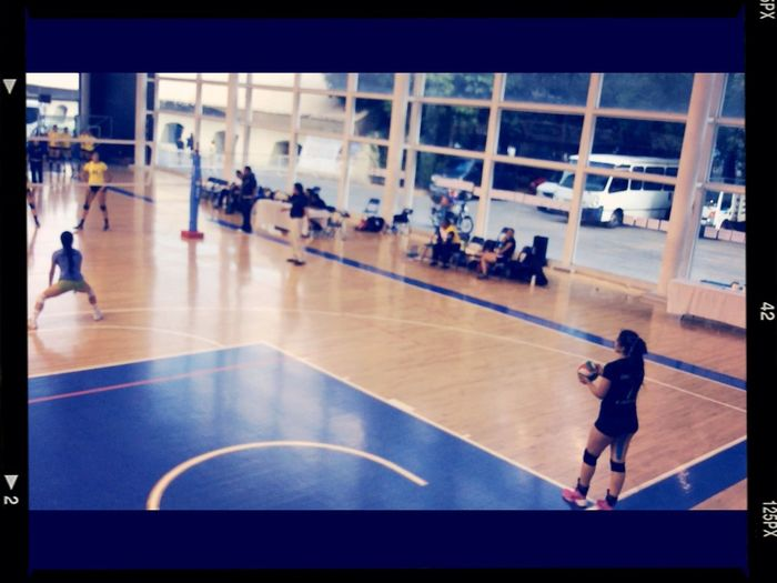 Playing Volleyball ON2014  Guadalajara Being Real, Just Me (: