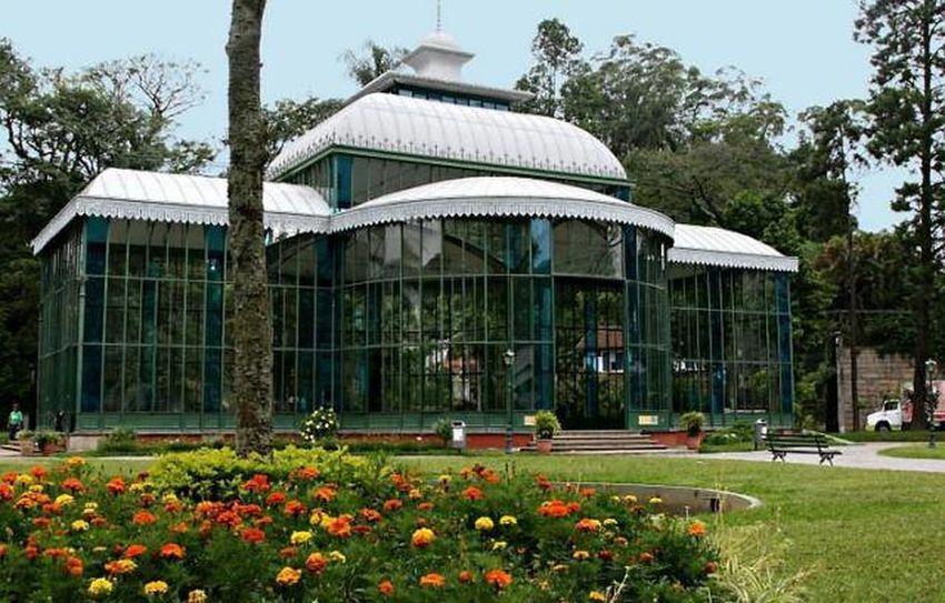 Palácio de Cristal... RJ