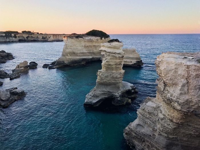 Torre Sant'Andrea Tourist Tourism Italy Photography Nature EyeEmNewHere Sea