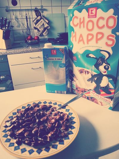 Morning Rituals Choco Happes