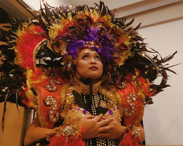 Colors Of Carnival sinulog!