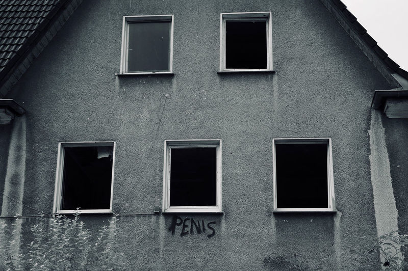Graffiti Lost Place Ruine Building Day Lost Places Lostplace Lostplaces No People Old Outdoors Ruin