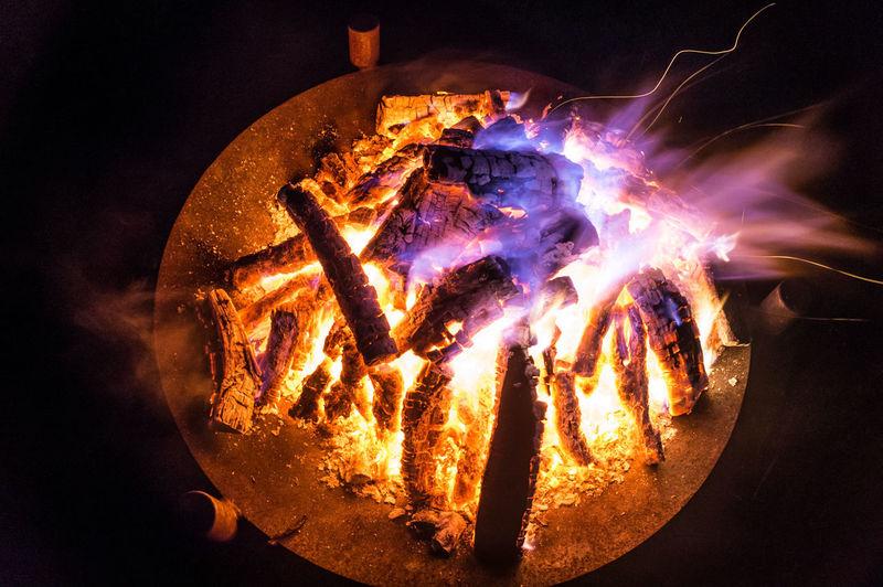 Die Feuerschale