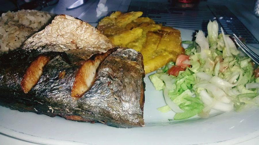 Lunch time ? Relaxing Foodporn Fish Enjoying Life Family❤