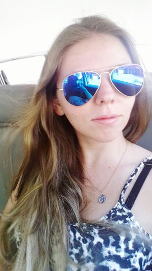 Selfie Rayban Espelhada Photoself Photo