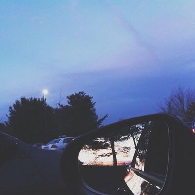 Vscocam Sunset Chasingsky Chasinglight skyporn skychasers cloudporn shelton connecticut reflection mirror webstagram statigram instagrammers justgoshoot
