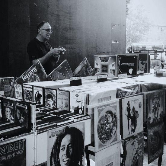Blackandwhite Vinyl Streetphoto_bw Vinylcollector