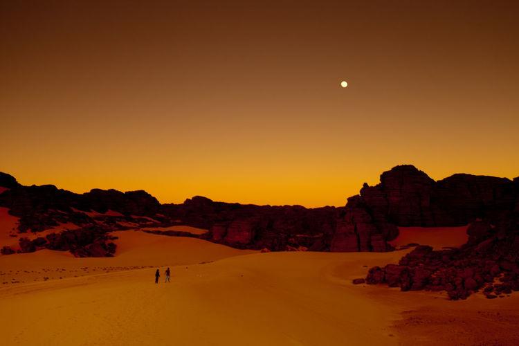 Desert Hot