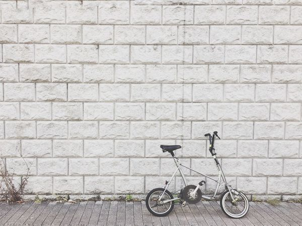 Transportation Wall - Building Feature Bicycle Mode Of Transportation Land Vehicle Wall Pattern Street