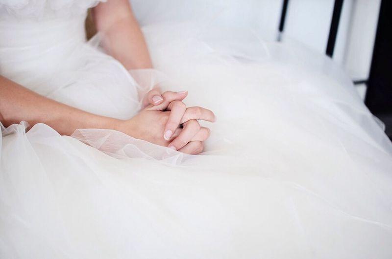 Wedding Photography White Moments
