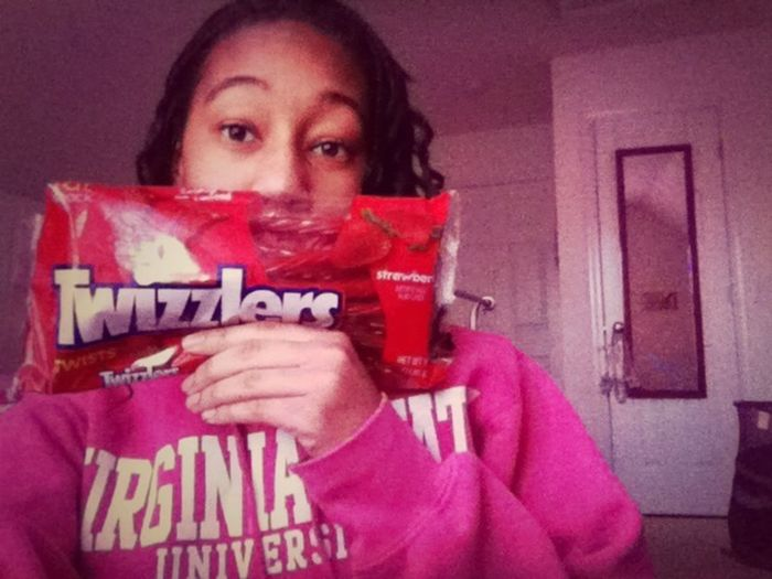 Buy Me Twizzlers & I'll Be Yours Forever