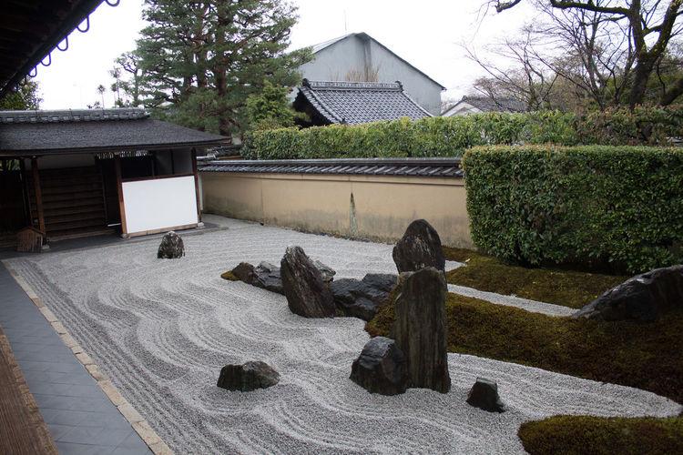 Architecture Cultures Daitokuji Japan Japanese Culture Kyoto Outdoors Tranquility Zen Garden Zen Temple