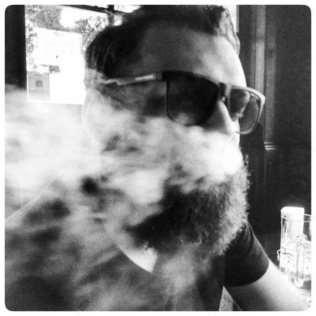 China Black & White Foshan Paddy Field Candid Beard