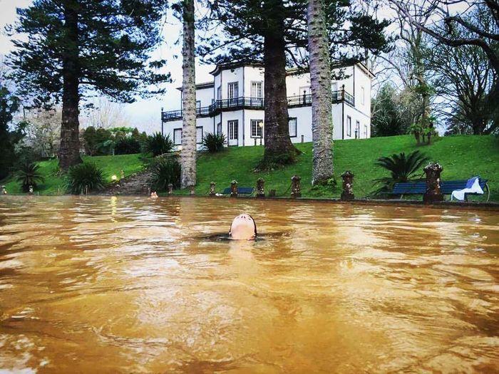 São Miguel, Açores Açores - Portugal Thermal Bath