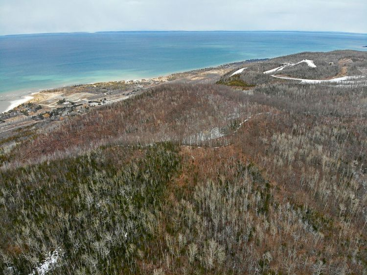 up top Dji Djimavicair Reimerpics Landscapephotography Landscapes Nature Photoftheday Photography Photo Foto Sunset Forest Fromabove Waterscapes Georgianbay Loreeforest Lake Winter Water Sea Beach Sand Sky Horizon Over Water Geology Woods