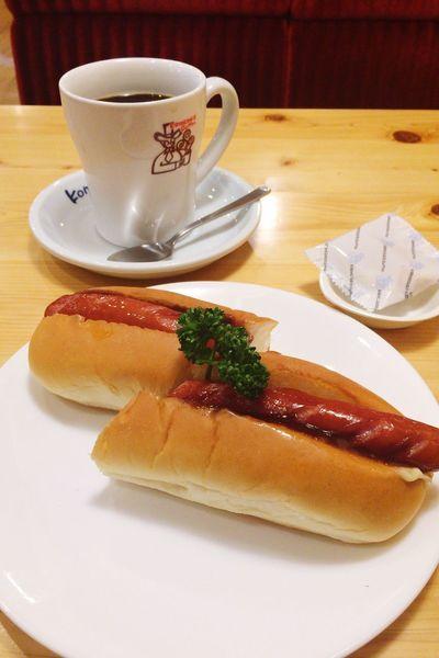 EyeEm OneCam コメダ珈琲 Lunchtime