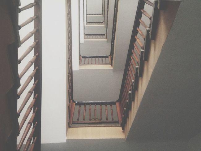 Stairs Urban Geometry Geometric Shapes