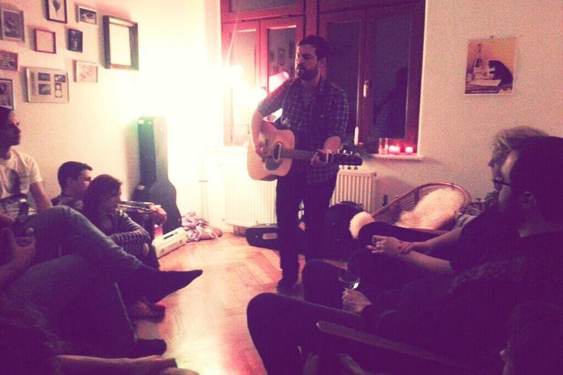 Livingroom Concert Dresden