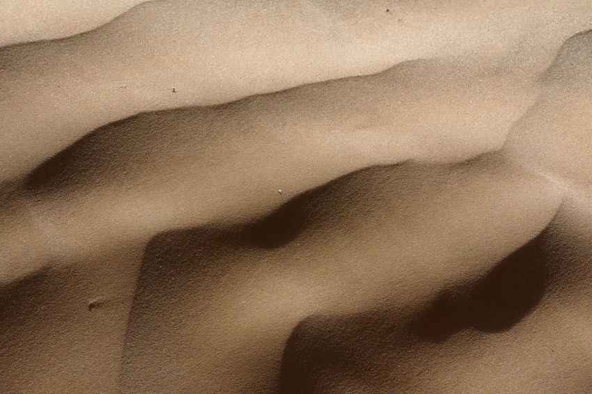 Sand patterns in front of my camp Namib Desert Nikon D500 Backgrounds Close-up Day Full Frame Indoors  No People Sand Shadow The Great Outdoors - 2018 EyeEm Awards