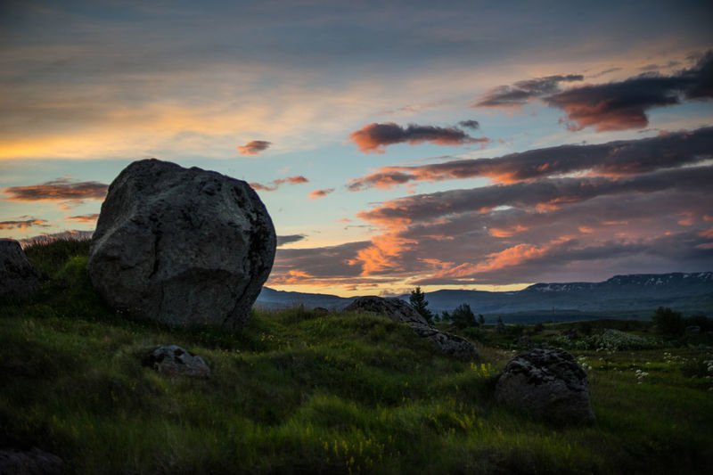 iceland - sunset rock Abroad Calm Grass Great Outdoors Iceland Landscape_Collection Lonely Nature Relaxing Rock Tranquility Tree Trees Beauty In Nature Beauty In Nature Grass Landscape Landscapes Mood Nature Nowhere Out There Outdoors Scenics Sunset Stay Out