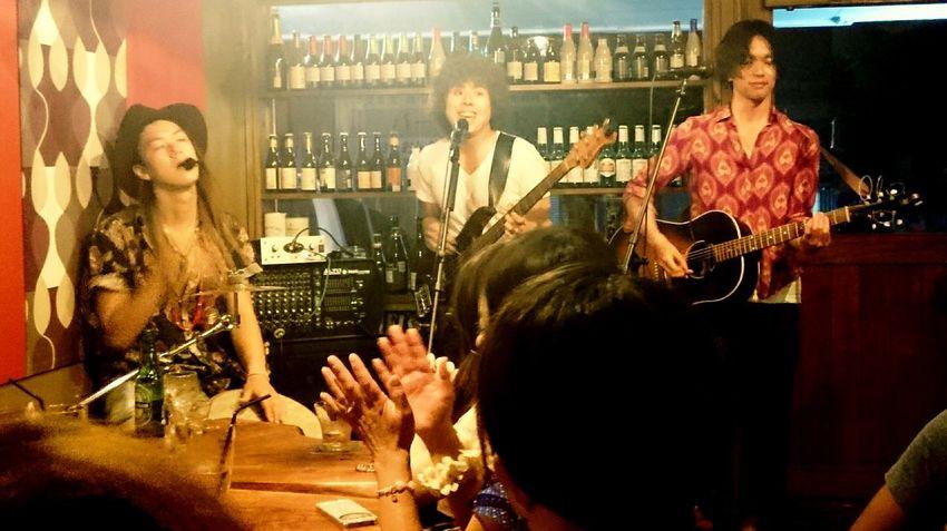 JAPANESE BAND Satisfaction Okinawa Fino