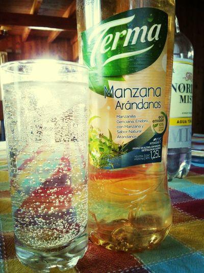 Refrescante Drink Terma