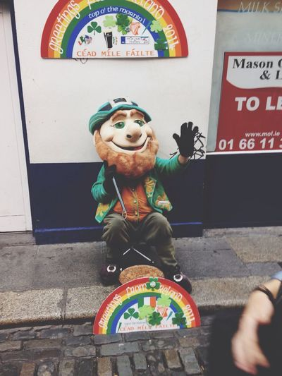 Hab einen Kobold gefunden High Life Feeling Lucky Irish 😚